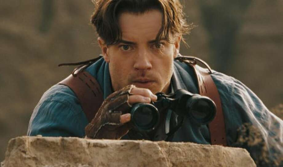 Brendan Fraser, who will play Billy Anderson, a Texas Ranger with Comanche Indian ties, is best known for his roles in 'The Mummy' franchise.