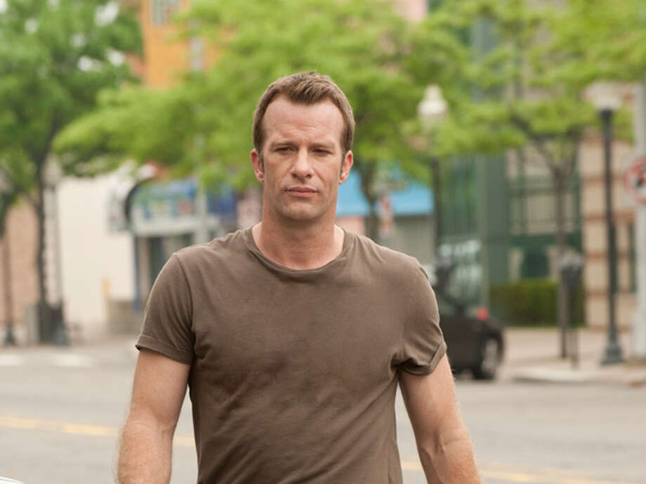 Thomas Jane will play a homesteader who finds himself living in the middle of hostile Indian territory. He is best known as the lead in the HBO series, 'Hung.' Photo: HBO