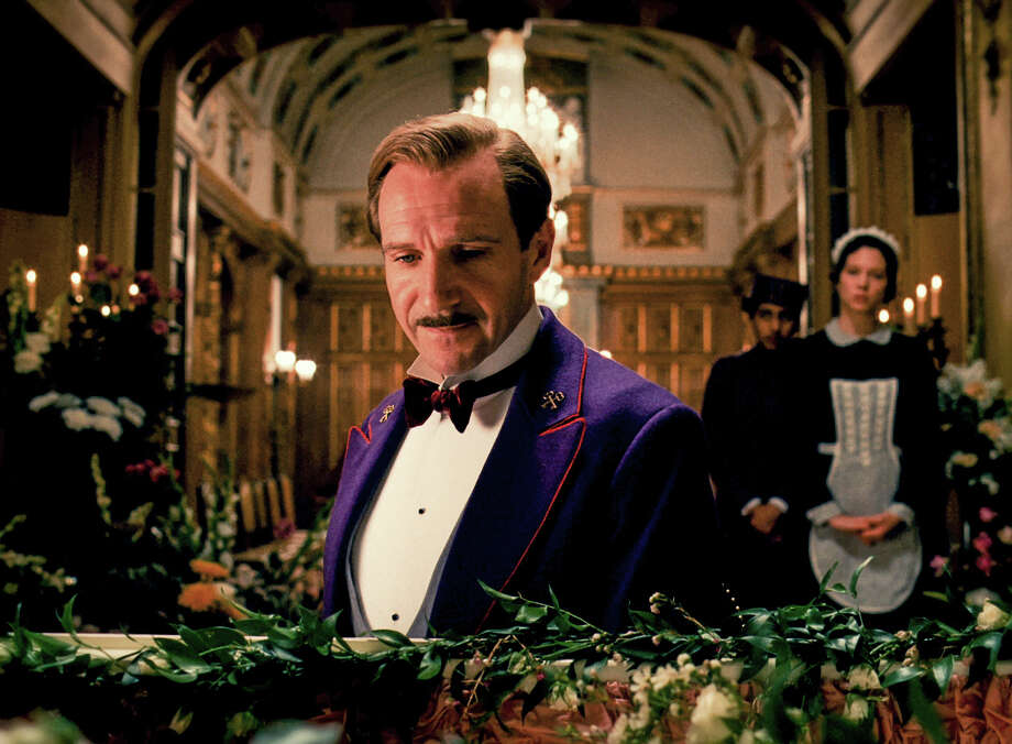 "Ralph Fiennes  in ""The Grand Budapest Hotel ."""