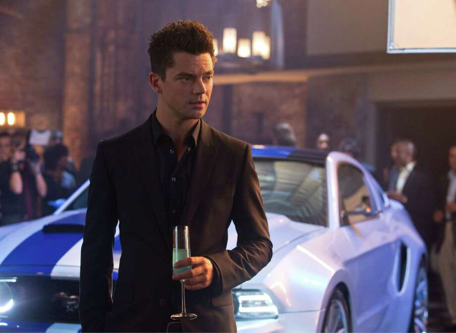 "This image released by DreamWorks II shows Dominic Cooper in a scene from ""Need for Speed."" (AP Photo/DreamWorks II, Melinda Sue Gordon) Photo: Melinda Sue Gordon, HOEP / DreamWorks II"