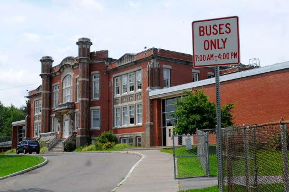 Howe Elementary School in Schenectady. (File photo)