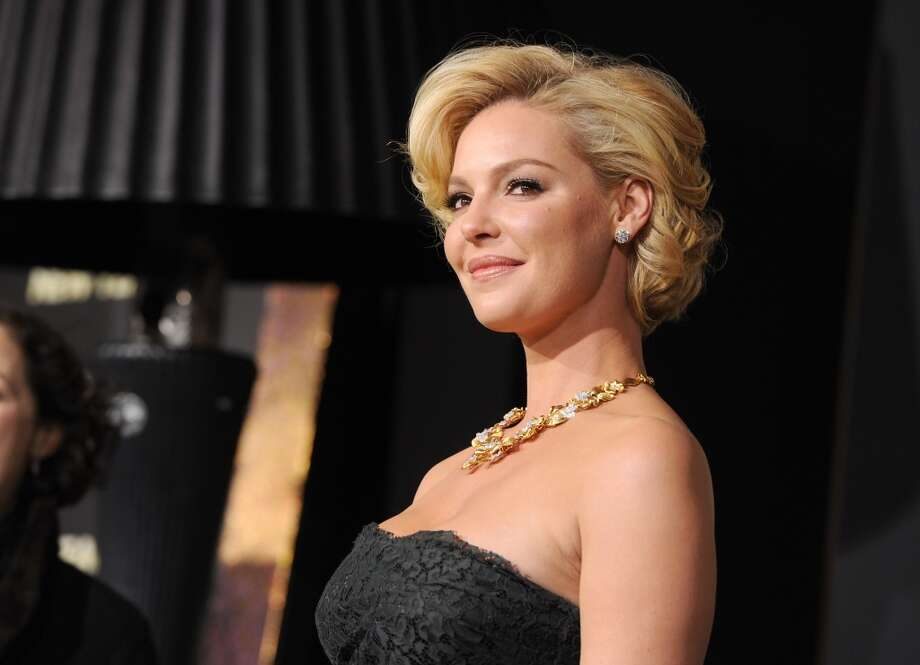 "Katherine Heigl -- The ""Grey's Anatomy"" and ""Knocked Up"" star was raised in New Canaan. Photo: Kevin Winter, Getty Images"