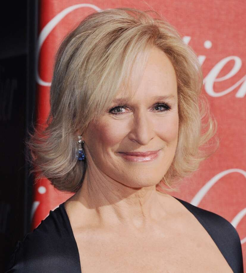 "Glenn Close -- the ""Fatal Attraction"" and ""Damages"" star was born and raised in Greenwich. Photo: Jon Kopaloff, FilmMagic"
