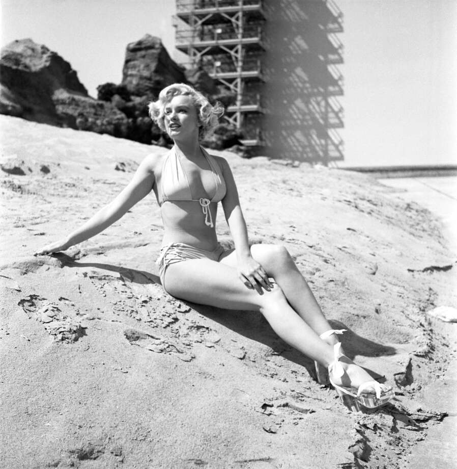 Marilyn Monroe -- This actress who needs no introduction spent summers in a house in Weston. Photo: Earl Theisen Collection, Getty Images