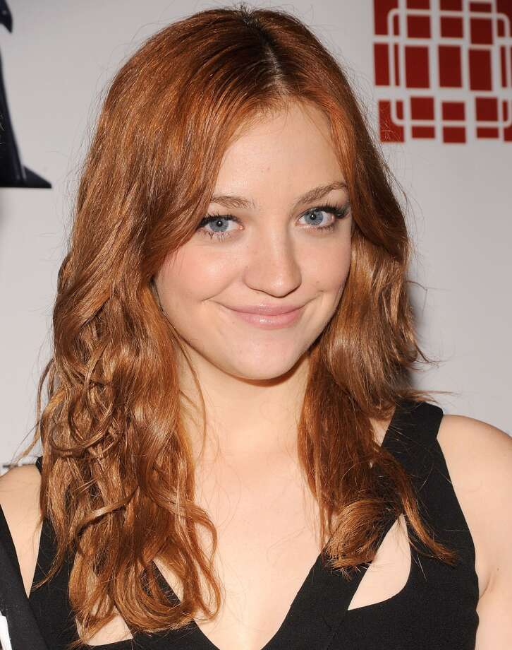 """Abby Elliott -- The former """"Saturday Night Live"""" cast member (2008–2012) was born and raised in Wilton. Photo: Gary Gershoff, WireImage"""