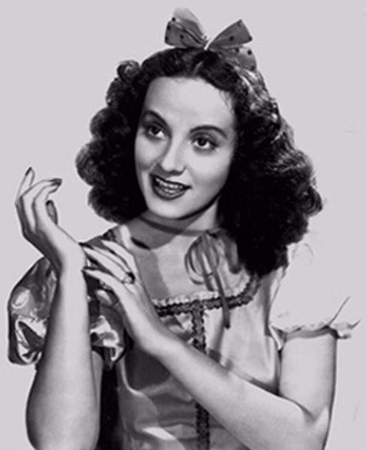 "Adriana Caselotti --  The voice of the title character of the Walt Disney animated classic ""Snow White and the Seven Dwarfs"" was born in Bridgeport and lived in the city until she was seven."