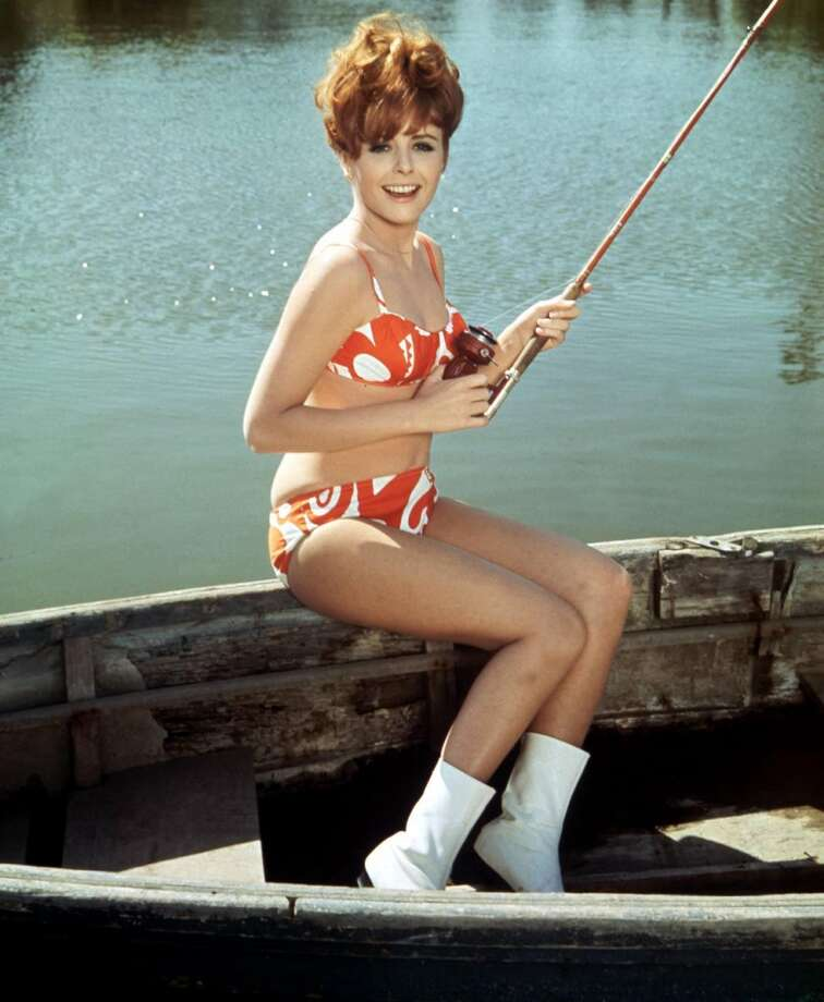 "Deborah Walley -- The ""Gidget Goes Hawaii"" star and Beach Party film actress was born and raised in Bridgeport. Photo: Photoshot"