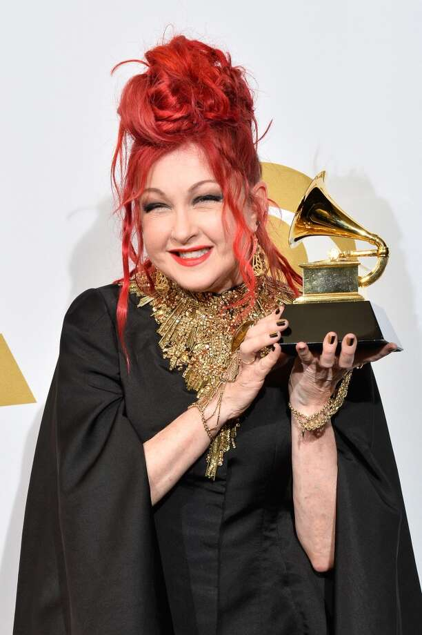 Cyndi Lauper -- The singer, Tony Award-winning songwriter and reality TV star lives in Stamford. Photo: Frazer Harrison, Getty Images