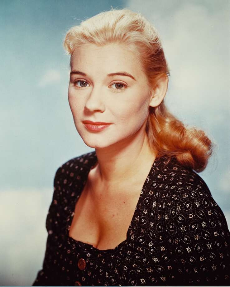 "Hope Lange -- The "" Peyton Place"" and ""The Ghost & Mrs. Muir"" star was raised in Redding. Photo: Silver Screen Collection, Getty Images"