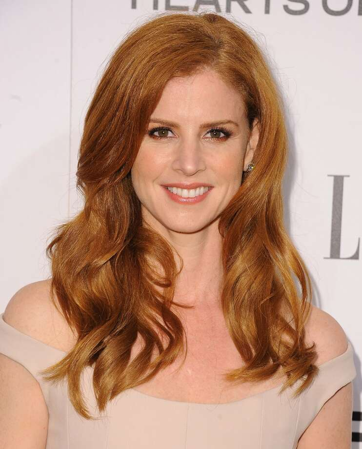 "Sarah Rafferty -- The ""Suits"" star was raised in Greenwich. Photo: Angela Weiss, Getty Images"
