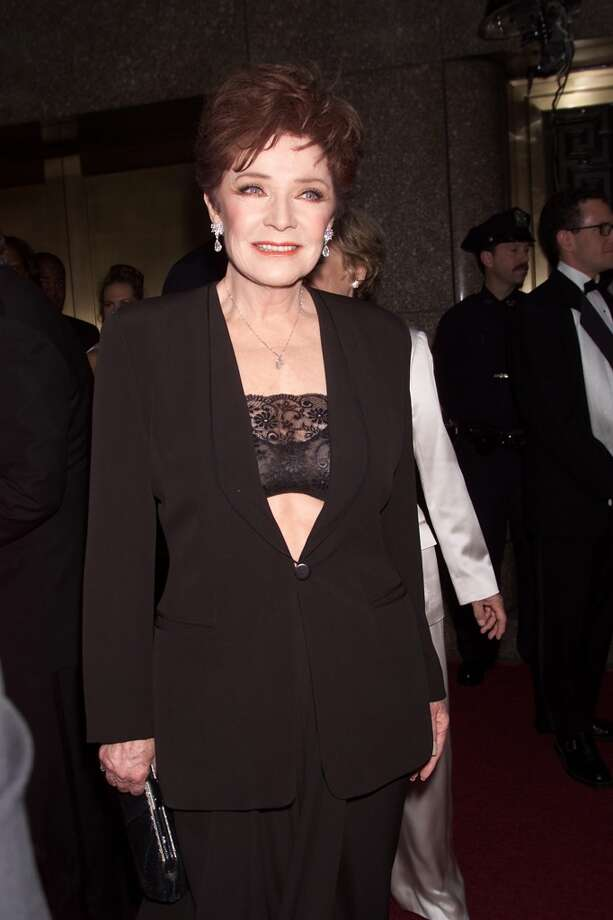 "Polly Bergen -- The ""Desperate Housewives"" star lives in Southbury. Photo: Scott Gries, Getty Images"