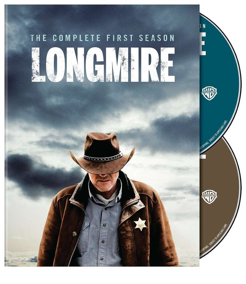 "dvd cover: ""Longmire: Complete First Season"" Photo: Warner Home Video, Amazon.com"