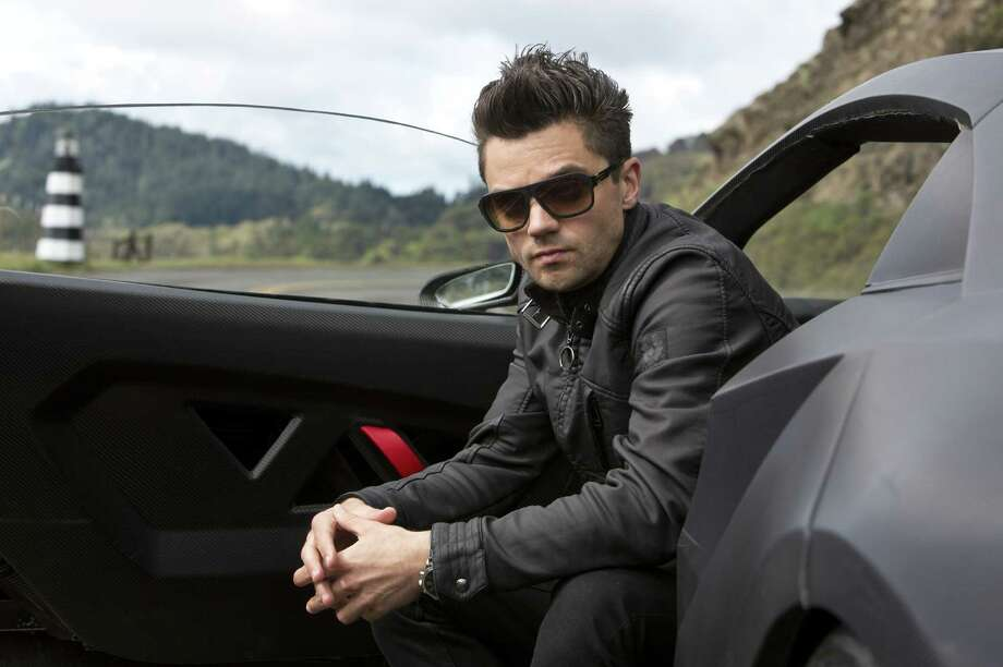"This image released by DreamWorks II shows Dominic Cooper in a scene from ""Need for Speed."" (AP Photo/DreamWorks II, Melinda Sue Gordon) ORG XMIT: NYET562 Photo: Melinda Sue Gordon / DreamWorks II"