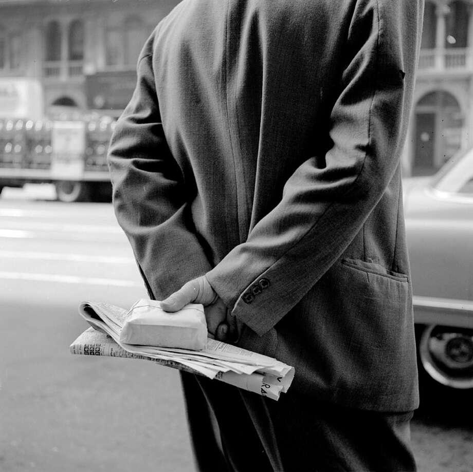Courtesy Vivian Maier Prints Inc. Photo: Vivian Maier