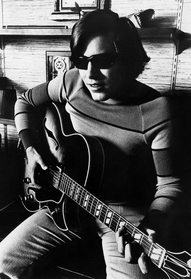 "Jose Feliciano, of Weston, who is being honored in the Fairfield Museum & History Center's 'Fairfield's Rockin Top 10"" exhibition, performs at the Museum on Saturday, March 29. Photo: Contributed Photo / Connecticut Post Contributed"