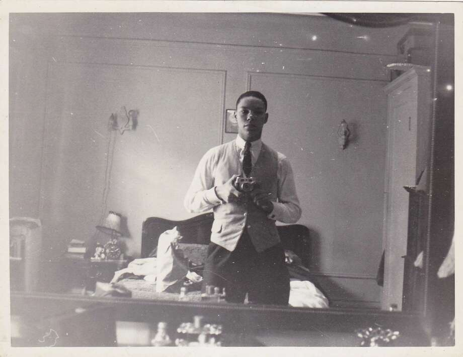 Former U.S. Secretary of State Colin Powell was declared winner of Throwback Thursday after posting this vintage selfie from the 1950s on his Facebook fan page.