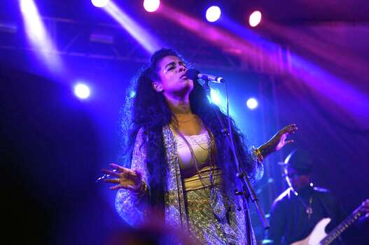 AUSTIN, TX - MARCH 12:  Singer Kelis performs during the NPR 2014 SXSW Music, Film + Interactive show at Stubbs on March 12, 2014 in Austin, Texas. Photo: Michael Loccisano, Getty Images For SXSW / 2014 Getty Images
