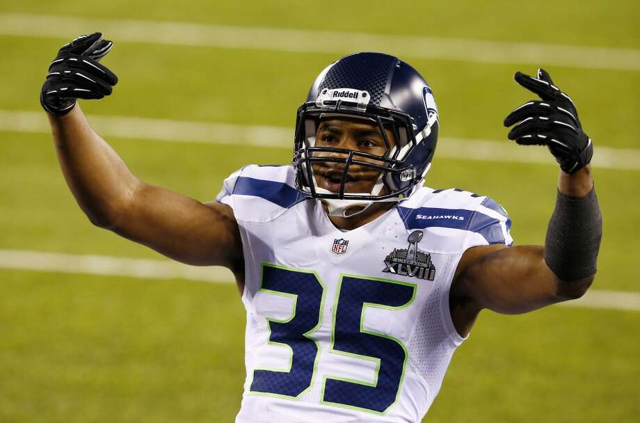 DB Deshawn Shead Cap number: $141,176 Photo: Tom Pennington, Getty Images