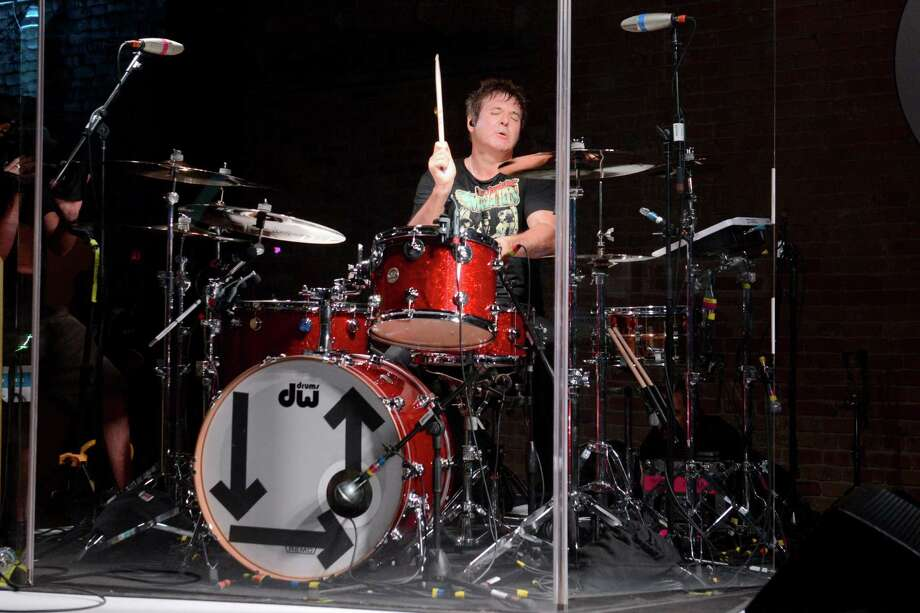 AUSTIN, TX - MARCH 13:  Musician Clem Burke performs onstage at Smithsonian Channel presents Blondie Powered by Yahoo Live from SXSW on March 13, 2014 in Austin, Texas. Photo: Vivien Killilea, Getty Images For Smithsonian / 2014 Getty Images