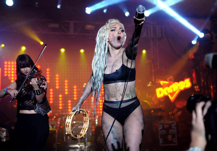 Lady Gaga brings her ARTPOP tour to Connecticut Saturday with a performance at Mohegan Sun. Find out more.  Photo: Kevin Mazur, Wireimage