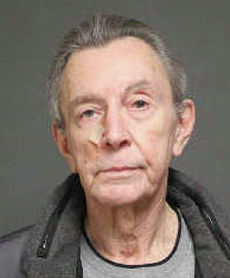 Stephen Besket, 62, was charged Thursday with public indecency. Photo: Contributed Photo / Fairfield Citizen