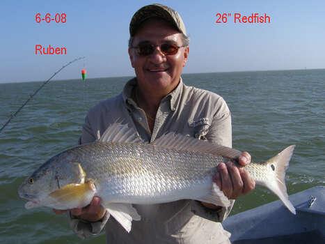Fish caught in Baffin Bay, Corpus Christi - Ruben Sanchez