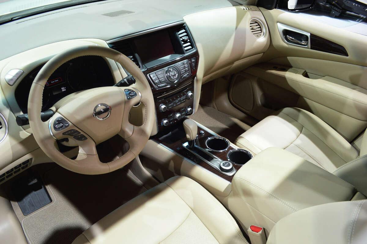 2014 Nissan Pathfinder MSRP: Starting at $28,950 Source: Kelley Blue Book