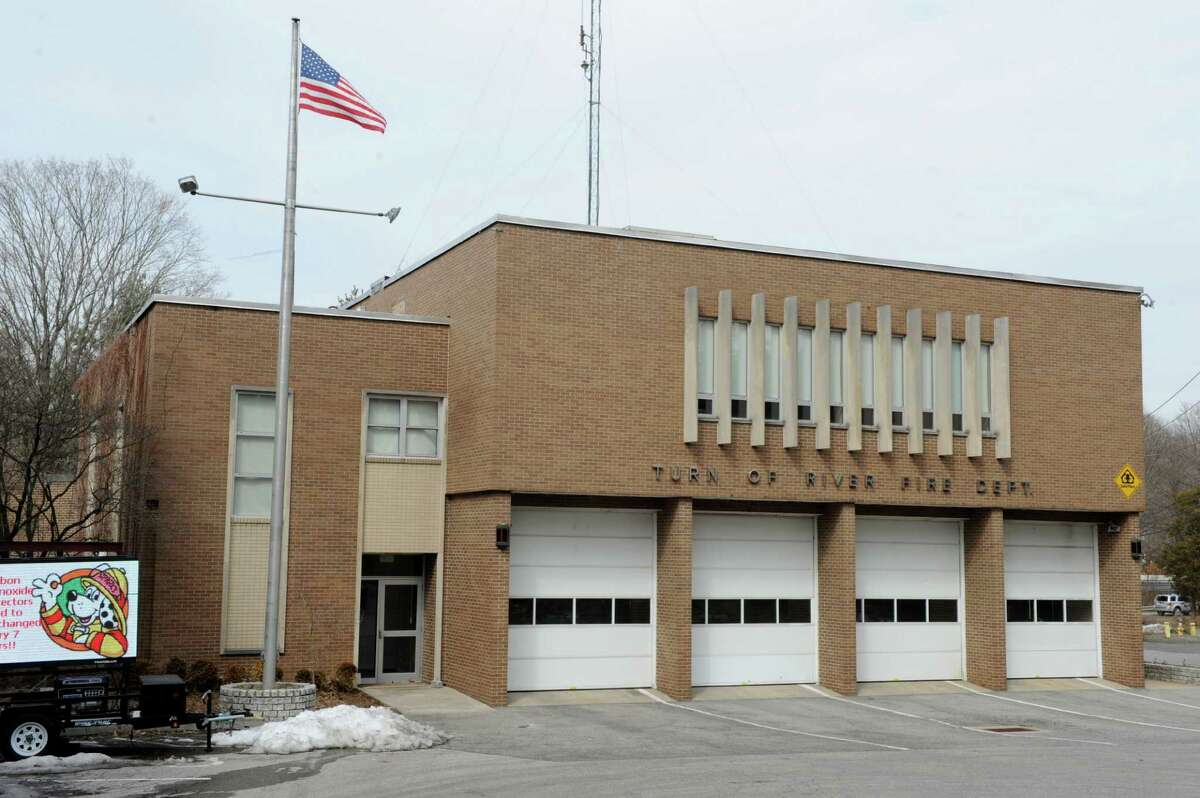 The Turn of River Fire Department in Stamford, Conn., photographed on Friday March 14, 2014, recently received a grant which is mired in bureaucratic wrangling as the city looks to consolidate the volunteer and career departments.