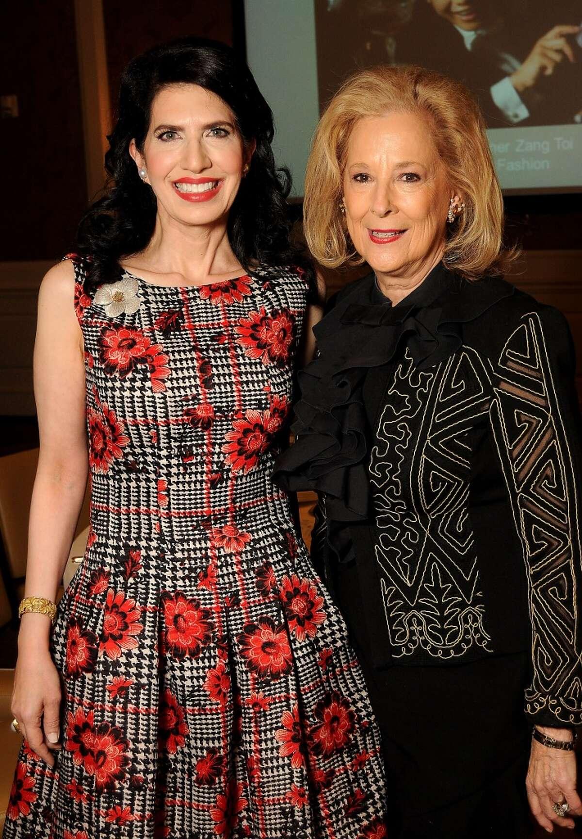 Chairs Kelli Cohen Fein and Mary Ann McKeithan
