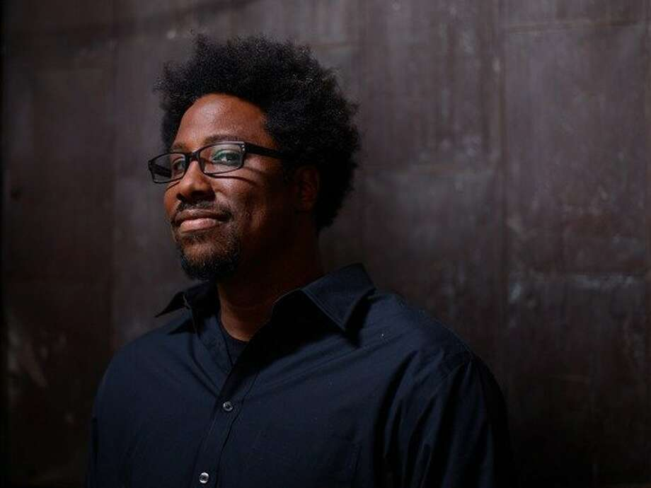 "W. Kamau Bell left San Francisco for New York and created the TV show ""Totally Biased"" for the FX network. With the show since canceled, he's meeting with producers and TV executives about future projects. Photo: Matthias Clamer"