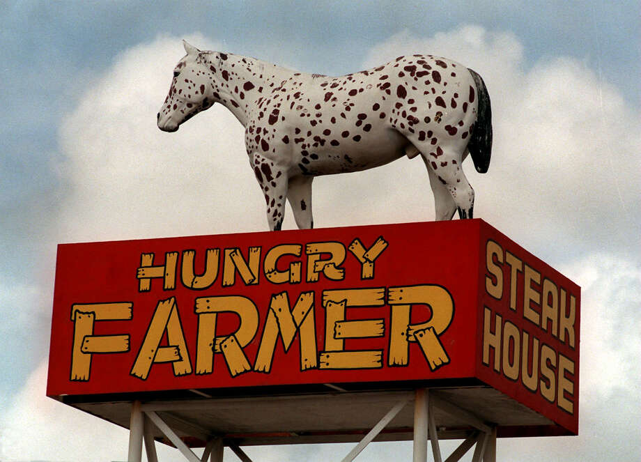 Hungry Farmer Steak House:7015 S. PanAm Expressway, 210-922-4511  Notable: No mashed potatoes here, but a choice of fries or a baked potato and a tasty salad. Photo: KEVIN GEIL, SAN ANTONIO EXPRESS-NEWS / SAN ANTONIO EXPRESS-NEWS