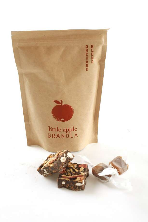 Little Apple Granola and Treats as seen in San Francisco, California on Wednesday, February 12, 2014. Photo: Craig Lee, Special To The Chronicle