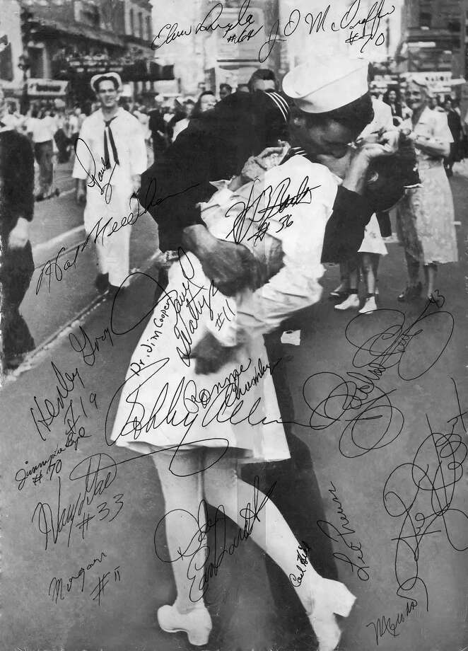 Glenn carried this photograph around for quite a while and a friend, 