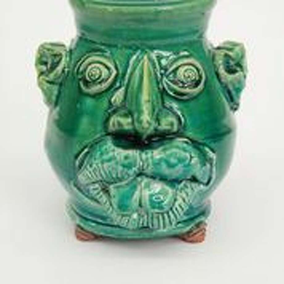 """Face Jug,"" by Diana Kersey. Courtesy photo."