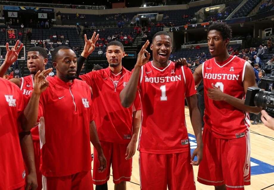 Houston  NCAA rank: 64  Revenue: $36,652,492  Expenses: $36,395,207  University supplement: $21,343,858 Photo: Joe Murphy, Getty Images