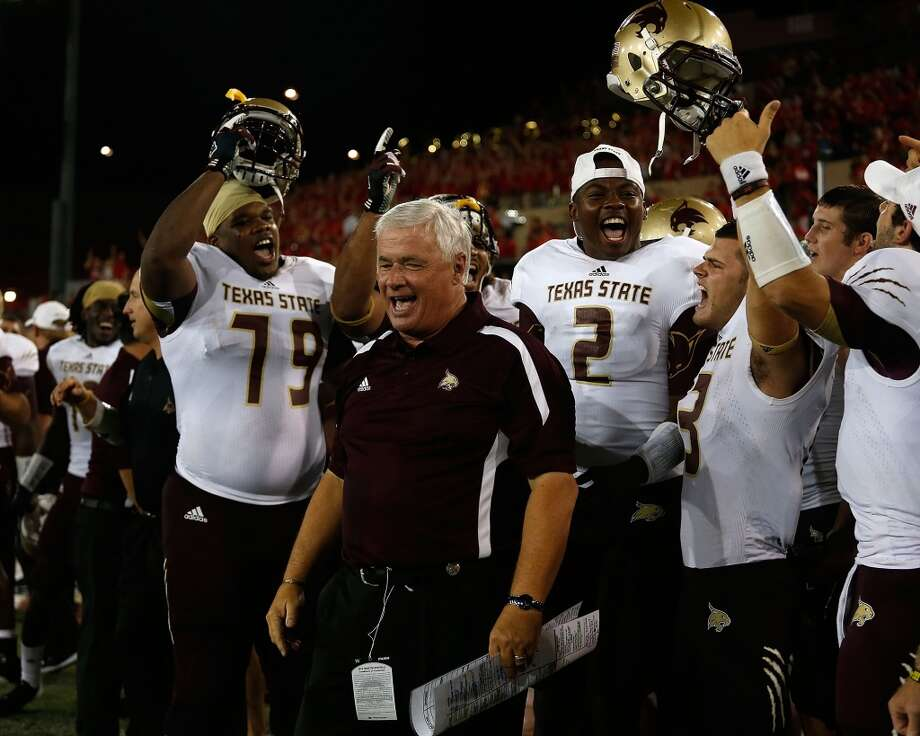 Texas State  NCAA rank: 84  Revenue:  $26,886,756  Expenses: $25,439,818  University supplement: $19,012,915 Photo: Scott Halleran, Getty Images