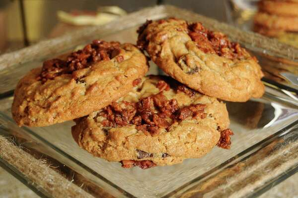 Michael's Cookie Jar Best Cookie Wiz Opens New Store Downtown HoustonChronicle