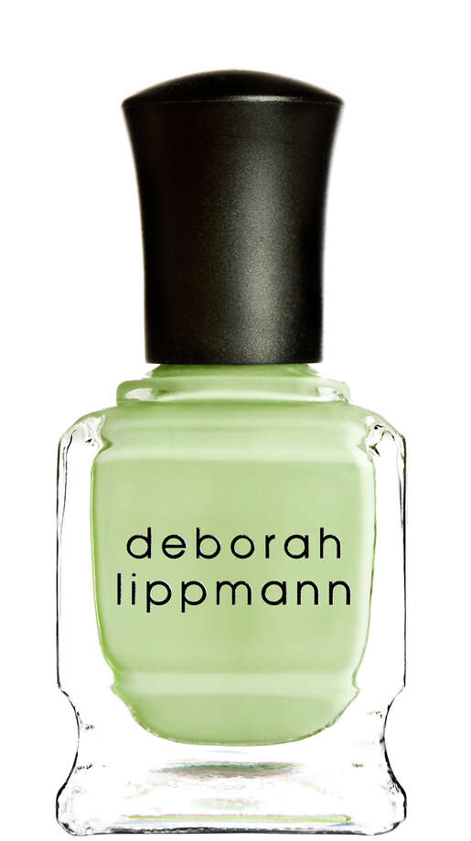 Deborah Lippmann's spring 2014 nail color collection is inspired by botanical garden's and flowers. The colors include La Vie En Rose, Blue Orchid, Spring Buds, Tip Toe Though the Tulips, Build Me Up Buttercup, and Flowers in Her Hair. Photo: Deborah Lippmann / Deborah Lippmann