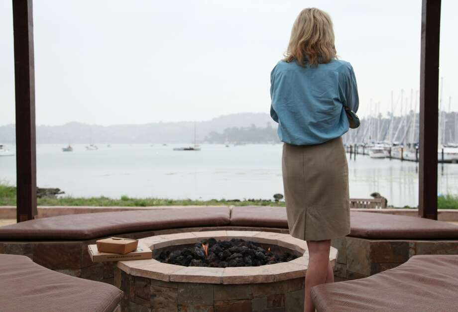 Bar Bocce (1250 Bridgeway, Sausalito): Good pizza, good views of the city. Photo: Alex Washburn, SFC
