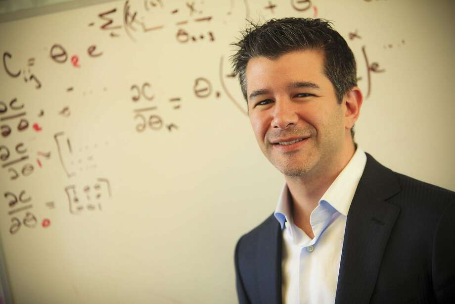 "Travis Kalanick, CEO of Uber: Love it or hate it, there's no doubt that the San Francisco-based company is changing the way we interact with public transit. Kalanick is lauded by Time guest writer Neil Patrick Harris for being ""savvy and driven. I can't wait to see what he'll conjure up next, as I'm sure it'll be something I've never known that I've always needed but truly can't live without."" Photo: Handout, Reuters"
