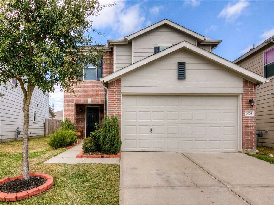 3134 Ribbon Creek: This 2007 home has 3 bedrooms, 2.5 bathrooms, and 1,840 square feet. Listed for $144,900. Open house: 3/16/2014, 2 p.m. to 4 p.m. Photo: Houston Association Of Realtors