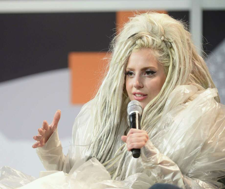 AUSTIN, TX - MARCH 14:  Musician Lady Gaga speaks at the 2014 SXSW Music, Film + Interactive Festival at the Hilton on March 14, 2014 in Austin, Texas. Photo: Michael Loccisano, Getty Images For SXSW / 2014 Getty Images