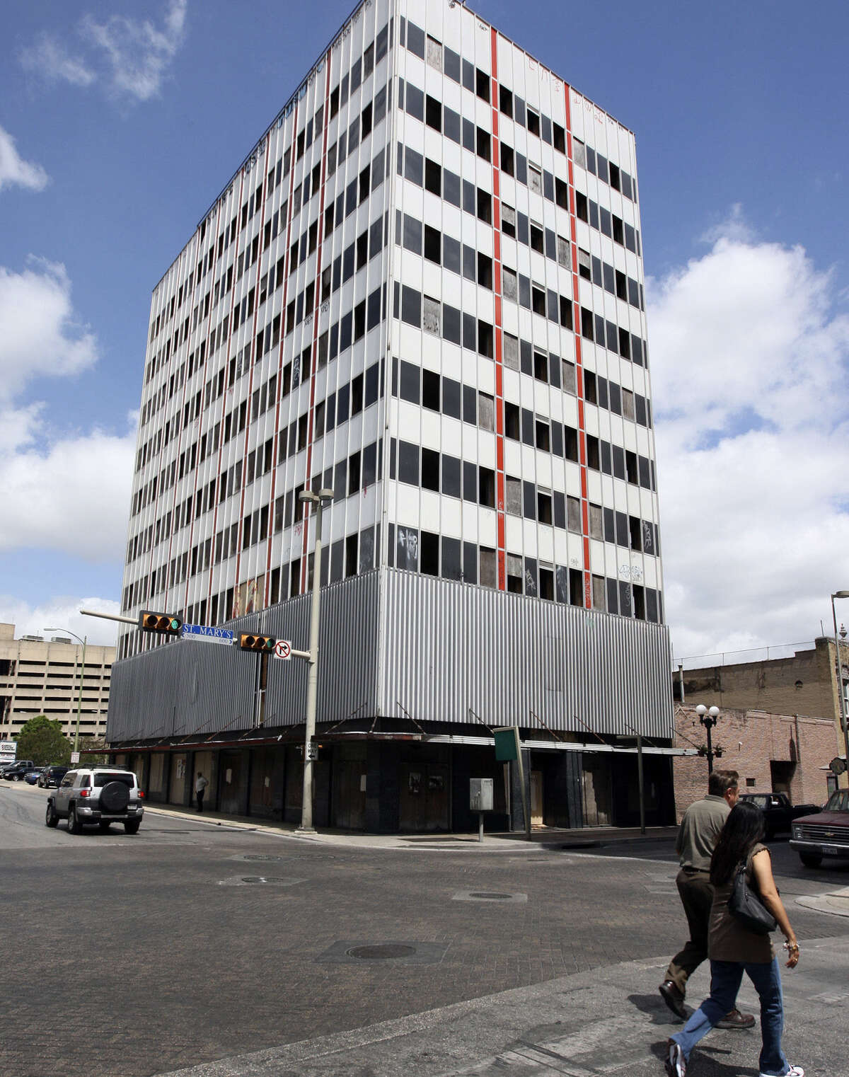 The long-vacant Hedrick Building is owned by B.P. Agrawal, an economics professor at SAC. Public coercion, not city coercion, may offer the right incentive to rehab the building.