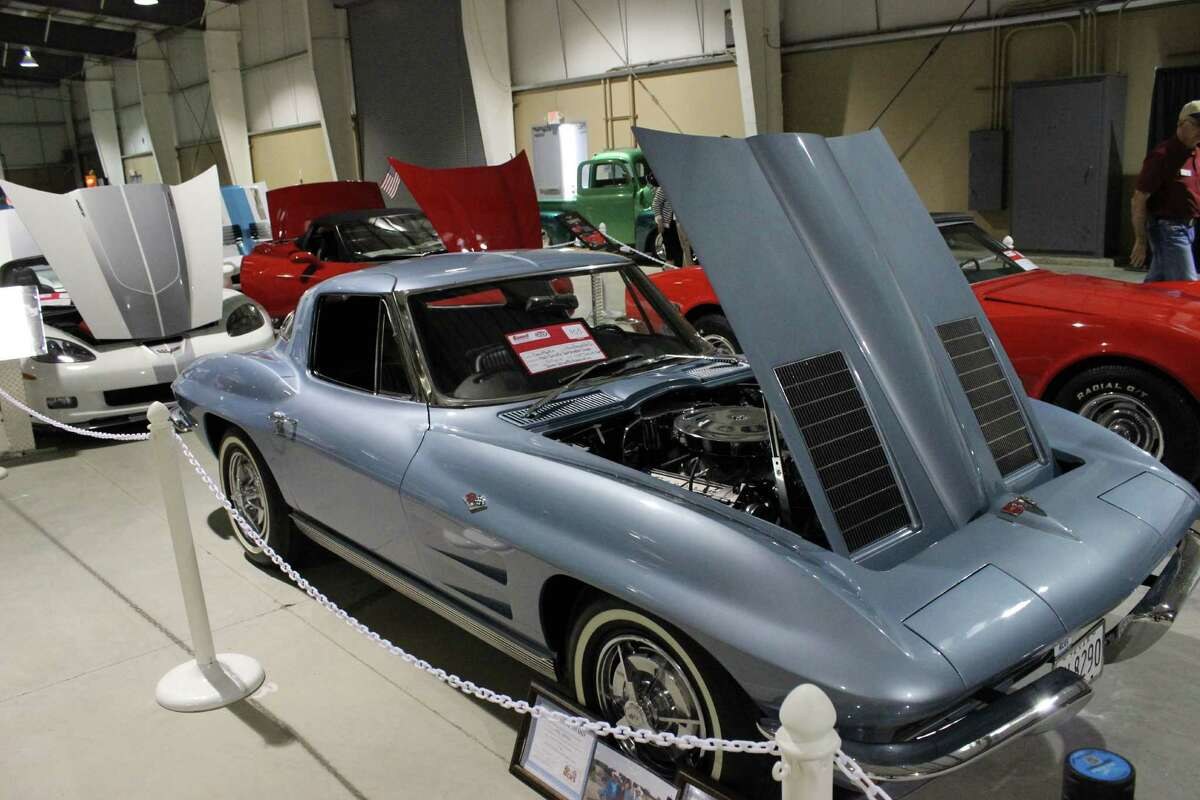 San Antonio Autorama features 253 vehicles and 99 motorcycles and is open Friday - Sunday at the Freeman Expo Center.