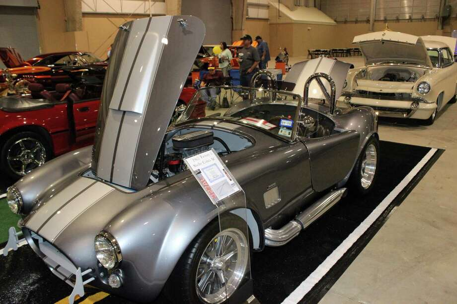 San Antonio Autorama features 253 vehicles and 99 motorcycles and is open Friday - Sunday at the Freeman Expo Center. Photo: Kolten Parker/San Antonio Express-News