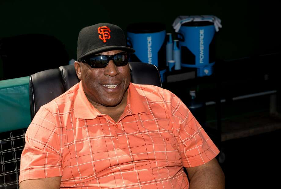 Willie McCovey is reluctant to give advice that's unsolicited. Photo: Mark J. Rebilas, Reuters