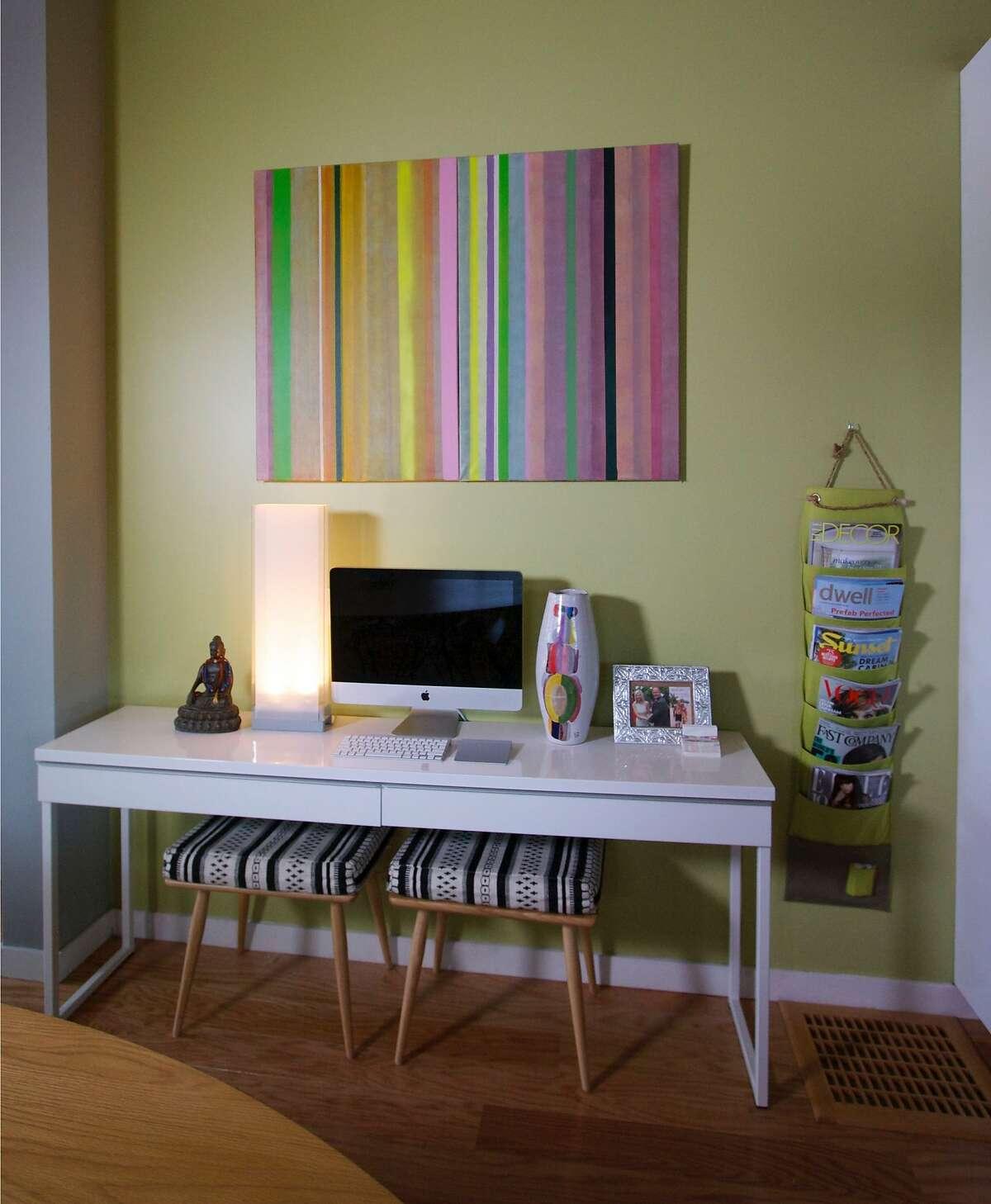 Jill McCoy fave: Color.