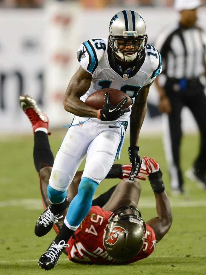 Ted Ginn Jr.  Position: WR  Status: Signed with Arizona Cardinals Photo: Jeff Siner, McClatchy-Tribune News Service