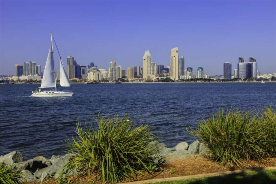 10. San Diego, Calif. - This sunny beach city isn't an obvious choice, but foodie readers liked the city's small-batch roasters, and a coffee cart called the Roast Coach, which does pour-overs and a cold-brew called ''café con horchata.''