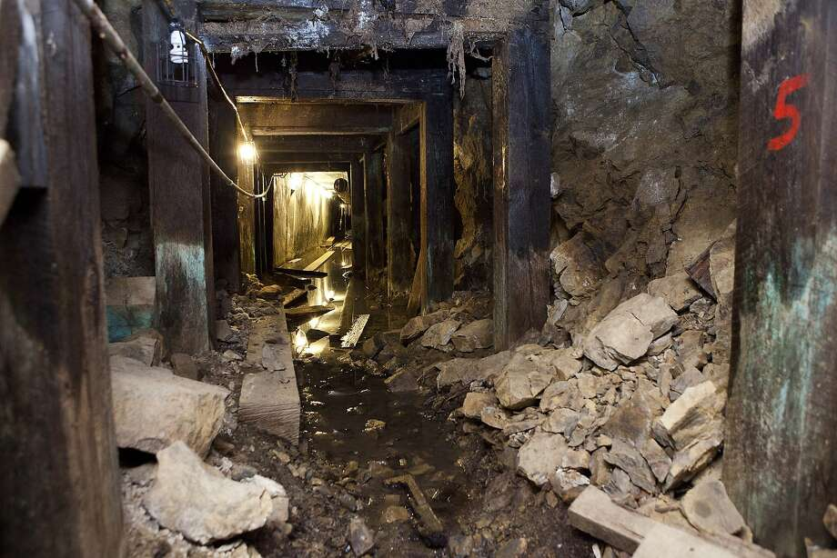 Researchers plan to install instruments in the old UC Berkeley mine shaft to detect tremors from the Hayward Fault. Photo: Michael Short, The Chronicle